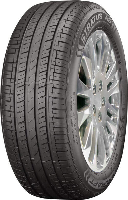 Mastercraft Stratus AS All-Season Tire - 235-45R18-94V -2
