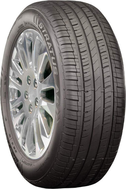 Mastercraft Stratus AS All-Season Tire - 235-45R18-94V -3