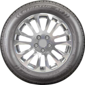 Mastercraft Stratus AS All-Season Tire - 235-45R18-94V -5
